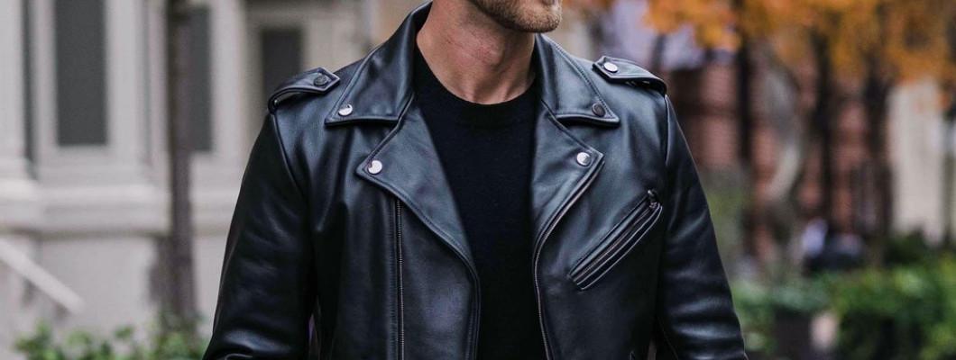 Лихорадка по кожаным курткам или почему кожаная куртка всегда актуальна