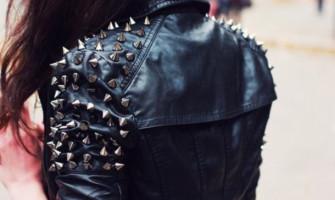 Кожаные куртки нравятся всем!