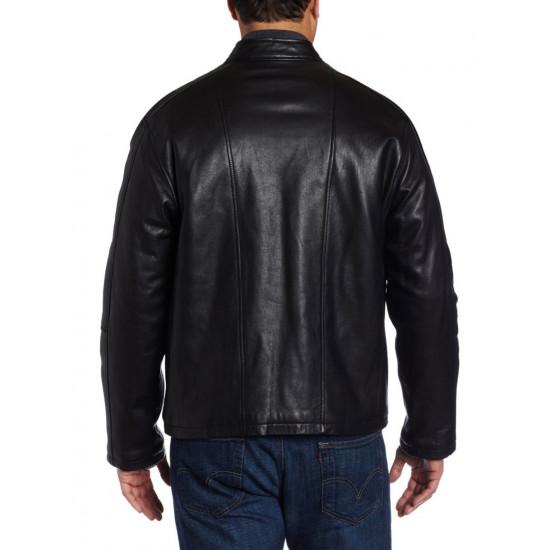 Мужская кожаная куртка - Sirocco | Сирокко