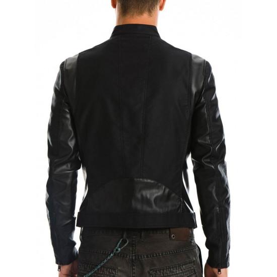 Pulsar | Пульсар - Мужская кожаная куртка