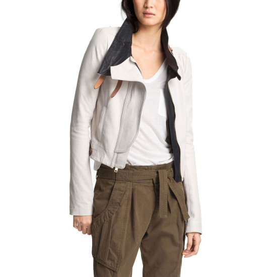 Женская кожаная куртка - Ariadna | Ариадна
