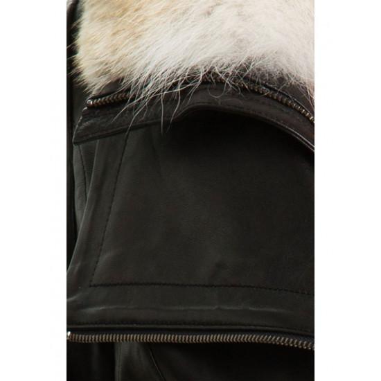 Женская кожаная куртка - Calipso | Калипсо