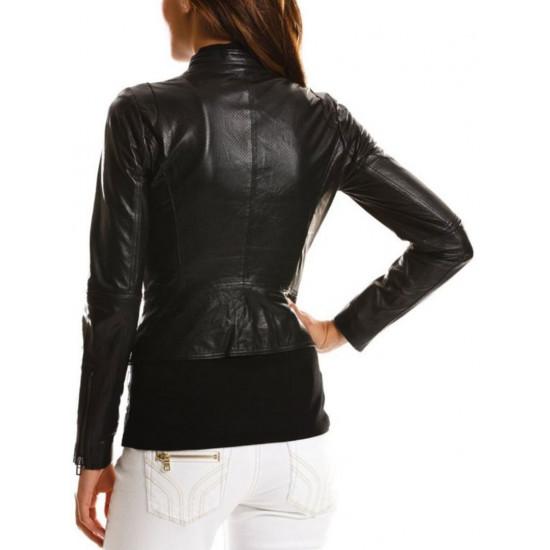 Женская кожаная куртка - Breeze | Бриз