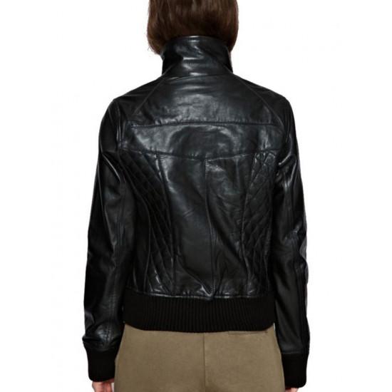 Pandora | Пандора - Женская кожаная куртка