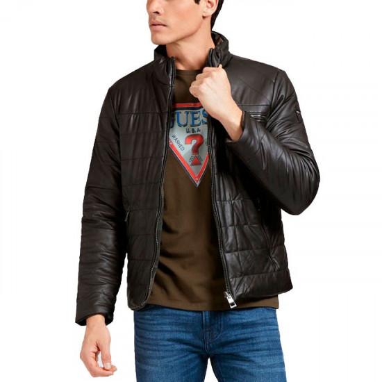 Мужская кожаная куртка - ATLAS | АТЛАС