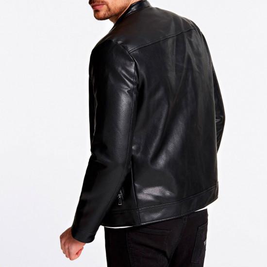 Мужская кожаная куртка - ION | ИОН
